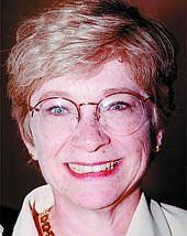 Nevada Appeal file photoWNCC President Carol Lucey.