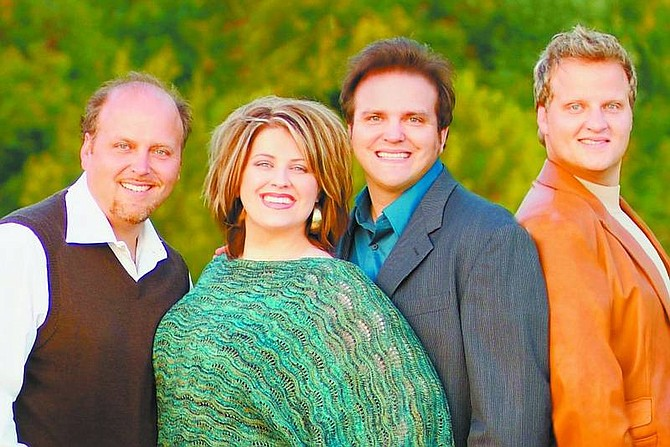 Contributed photo The Beene Family will perform southern Gospel music at Good Shepherd Wesleyan Church on Sunday.