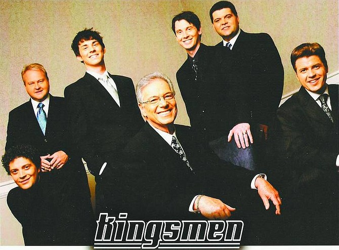 Photo provided The Kingsmen Quartet will be performing a free concert Wednesday at Good Shepherd Wesleyan Church.