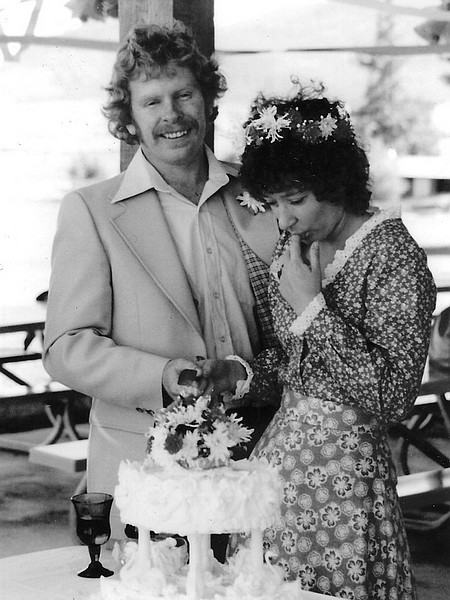 Ken and Laura Briscoe married Oct. 7, 1978 at Bowers Mansion. They are celebrating their 30th wedding anniversary. Contributed photo