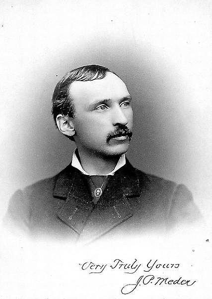 Composer J.P. Meder