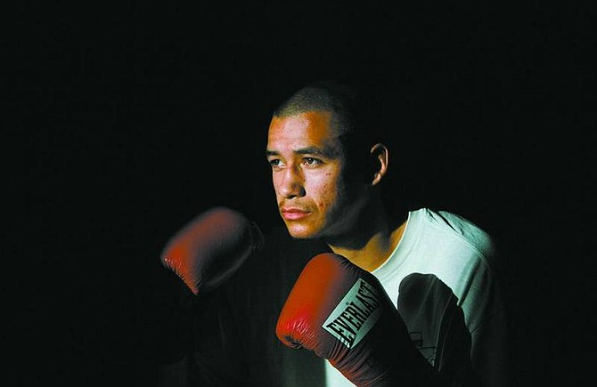 "BRAD HORN/Nevada AppealCarson City junior middleweight Jose ""Chuy"" Eilzondo will turn pro Friday in a four-round bout against Joel Gonzalez at Reno Ballroom."