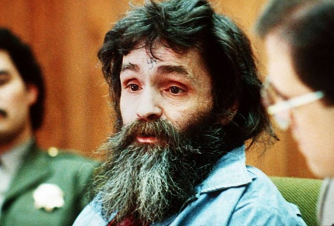 Associated Press This is a 1986 file photo of Charles Manson.