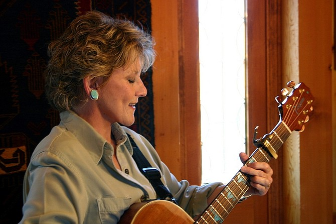 CourtesyCountry/folk singer Lacy J. Dalton, a Virginia City resident, will perform Saturday at Piper's Opera House.