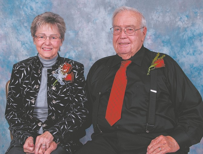 CourtesyDoris and Jim Bryant recently celebrated their 60th anniversary.