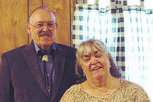 CourtesyDick and LaNora Clyde recently celebrated their 50th anniversary