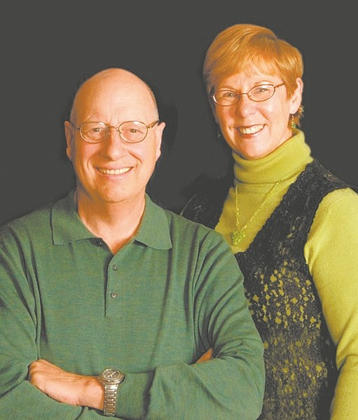 CourtesyJim and Betsey Hayford will be at Fountainhead Foursquare Church Sunday, where Jim Hayford, retired pastor of Eastside Foursquare Church in Seattle, will speak.