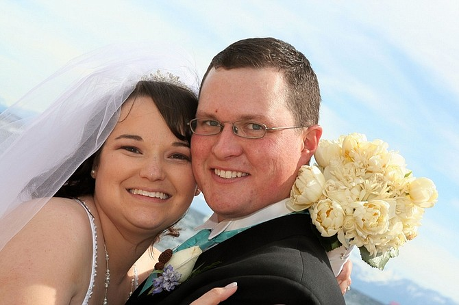 CourtesyMichelle Lynn Quilici and Matthew Thomas Rand exchanged vows June 18.
