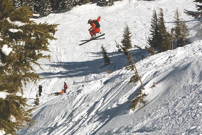 Dylan Silver / Tahoe Daily Tribune