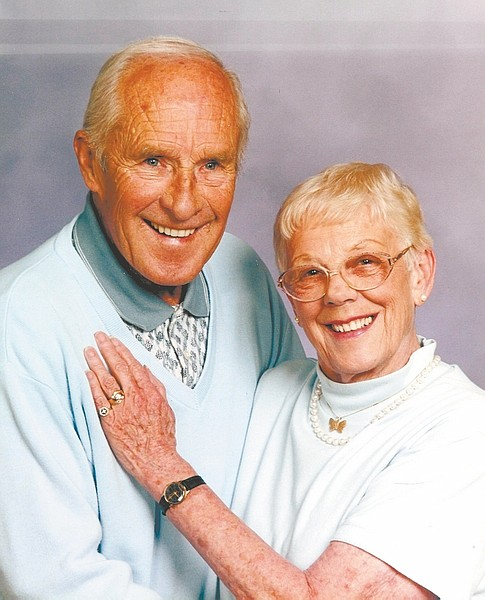 Gilbert and Joan Causton celebrated 61 years of marriage on Sept. 14.