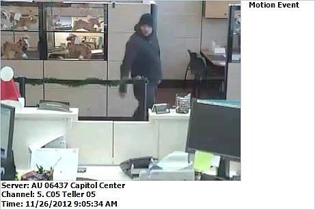 CourtesyAnyone with information concerning this incident or suspected identity of the man picture is encouraged to contact the Carson City Sheriff's Office at 887-2500 or the communication center at 887-2012.