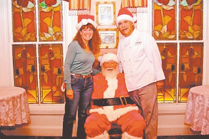 Courtesy Trent DowellCookies with Santa, to benefit Ron Wood Family Resource Center, will take place from 10 a.m. to 2 p.m. Saturday, Dec. 15.