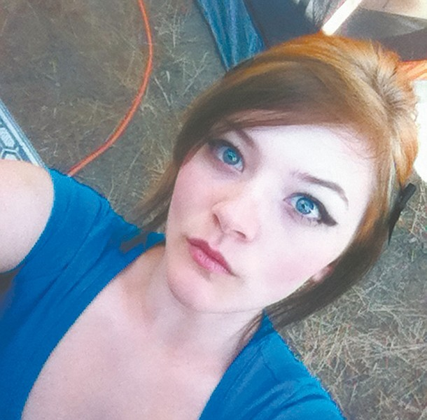 CourtesyShelby Essex may be in the Carson, Washoe, Douglas or Lyon county area.