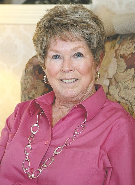 Shannon Litz / Nevada AppealCarson City author Judie Hartwick is seen at home on Thursday.