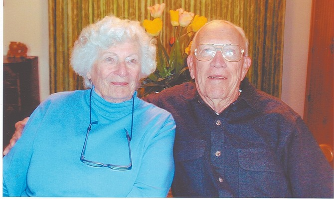 CourtesyNina and Joseph Snyder of Carson City celebrated 60 years of marriage on Jan. 31.