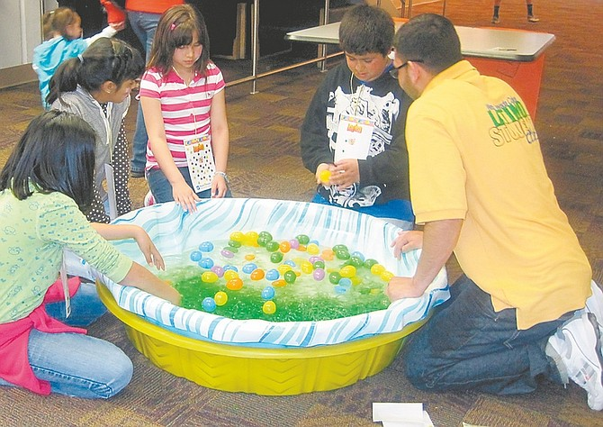 Courtesy photo The fourth annual Western Nevada College Latino Student Club Easter Fiesta is set for 11 a.m. to 3 p.m. Saturday, March 30, in the Rotary Plaza at the WNC Carson City Campus.