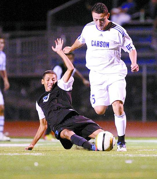 North Valleys has petitioned the Nevada Interscholastic Activities Association to move to the Division I-A.