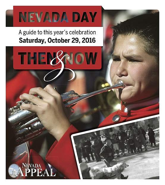 INSIDE: The Nevada Appeal's guide to Nevada Day.