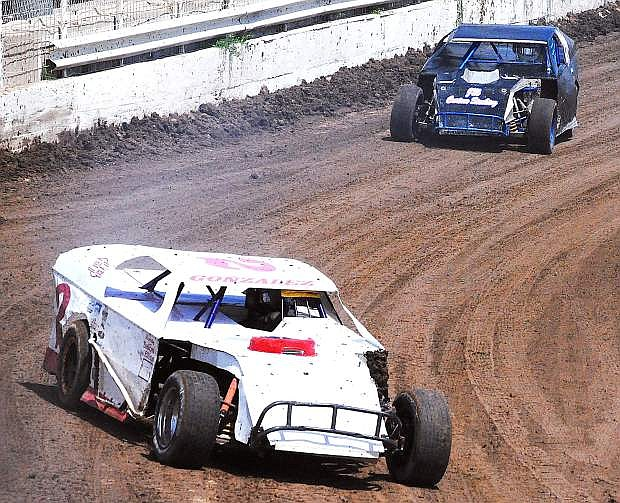 Octane Fest fans began Saturday with morning and early afternoon races at Rattlesnake Raceway.