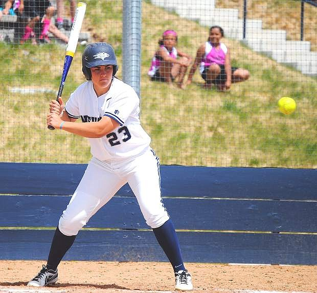 Fallon native Sara Parsons will compete in her final game for the University of Nevada softball team on Saturday.