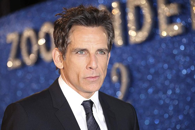 """FILE - In this Feb. 4, 2016 file photo, Ben Stiller poses for photographers upon arrival at the premiere of the film """"Zoolander No.2,"""" in London. In an essay posted Tuesday, Oct. 4,  on the website Medium, Stiller revealed that he battled prostate cancer in 2014, and he credits the test that diagnosed the cancer with saving his life.  (Photo by Joel Ryan/Invision/AP, File)"""