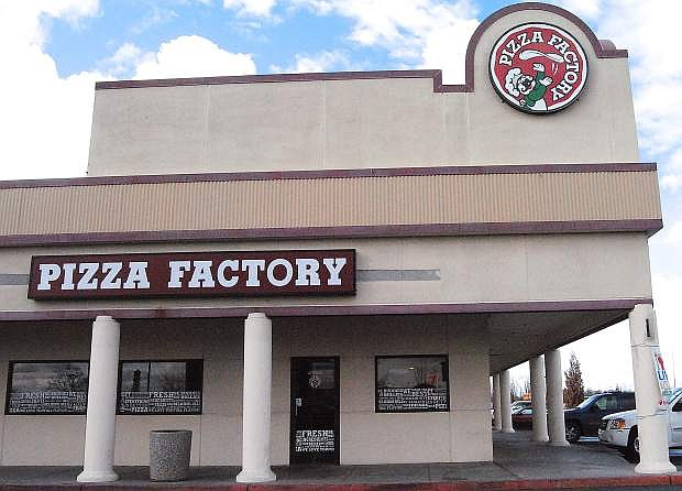 Pizza Factory open its doors in August of last year.