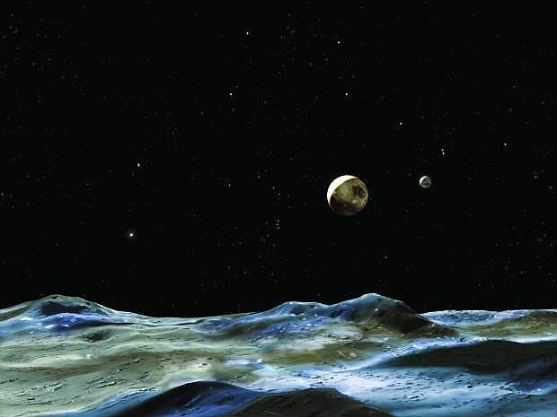 NASA, ESA and G. Baco