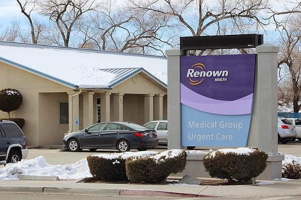 Renown provides health care throughout rural Nevada including Fallon.