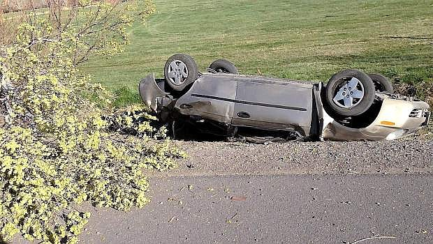 Courtesy of Nevada Highway Patrol