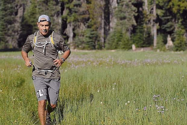 George Ruiz is show running the 2011 Waldo 100K in Oregon. The Carson City man is entered in the Genoa Madathon marathon Saturday.