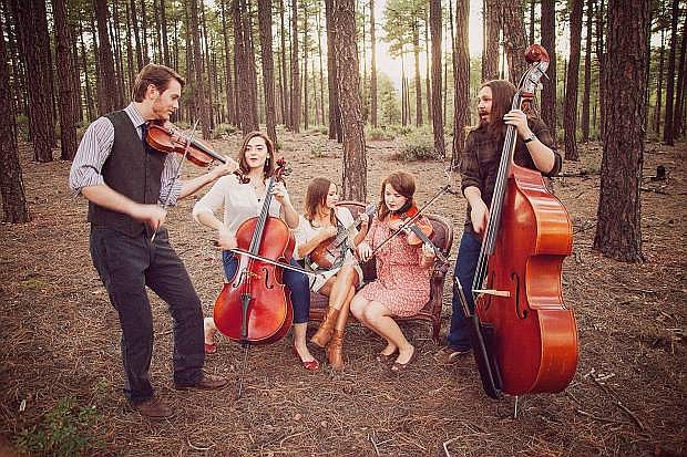 Run Boy Run, a bluegrass and folk band out of Tucson, Ariz., is including Minden on its tour lineup.