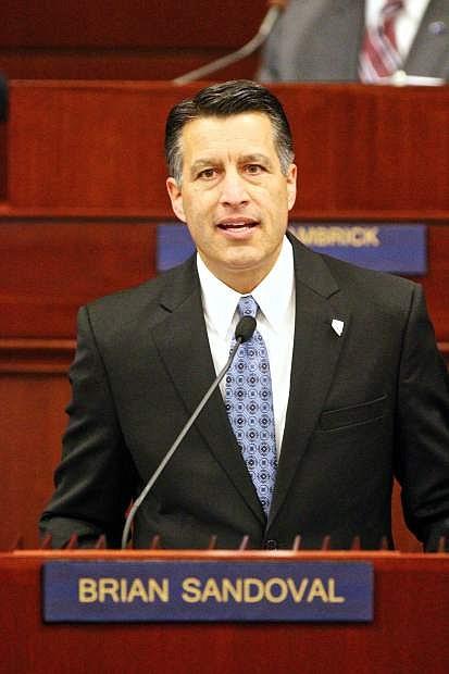 Gov. Brian Sandoval