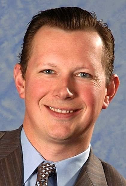District 16 State Sen. Ben Kieckhefer