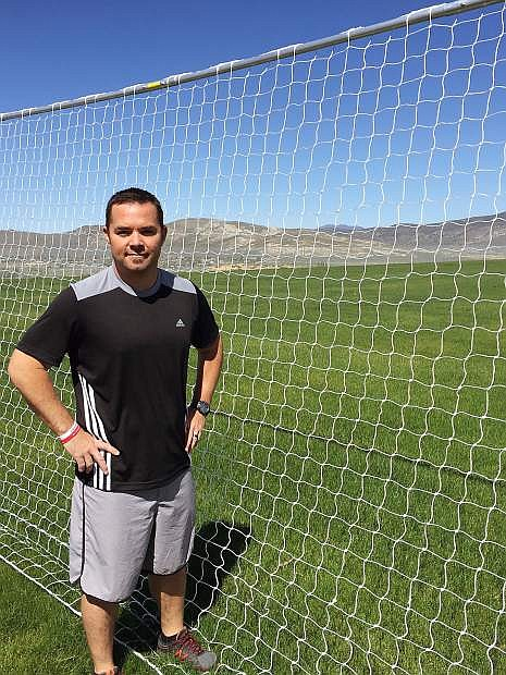 Timothy Plummer, a graduate of Douglas High School, will be the head coach and founder of the girls soccer program at Sierra Lutheran High School..