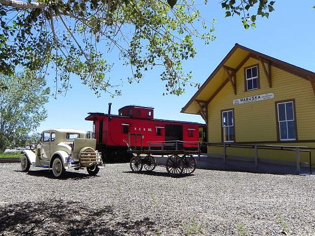 The Brewery Arts Center is hosting an inaugural railroad photo exhibition with guest speakers and more on Oct. 3.