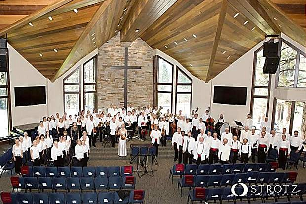 TOCCATA Tahoe Symphony Orchestra and Chorus is putting on a 9/11 memorial concert Sept. 14 at Corpus Christi Catholic Church in Carson City.