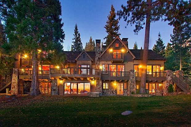 Single-family home sales at Lake Tahoe declined 11 percent last year to 1,221 units.