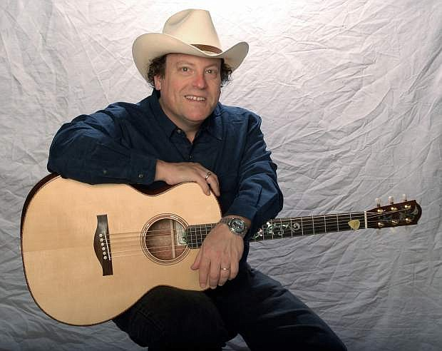 Steve Kaufman, who won the National Flatpicking Championship on guitar three times, will perform at the Brewery Arts Center on Saturday, March 14.