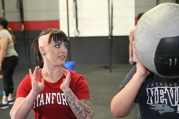 Shannon Litz/Nevada Appeal