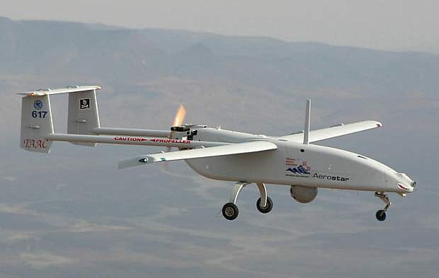 The FAA is working on rulesto regulate the commercial use of UAVs.
