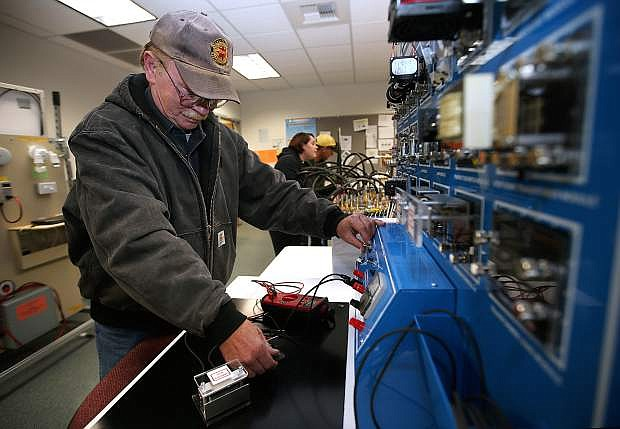 Robert Bowen works in the Applied Integrated Technology Laboratory.
