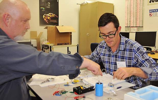 Western Nevada College is offering a range of career-building courses, including Applied Industrial Technology using Solid Works software, Computer Aided Drafting/Design, Real Estate, Education, Manufacturing.