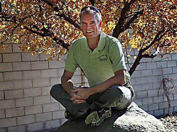 Tom Henderson will lead a walking lecture about the history of trees in Carson City 6 p.m. Thursday at the Capitol Grounds.