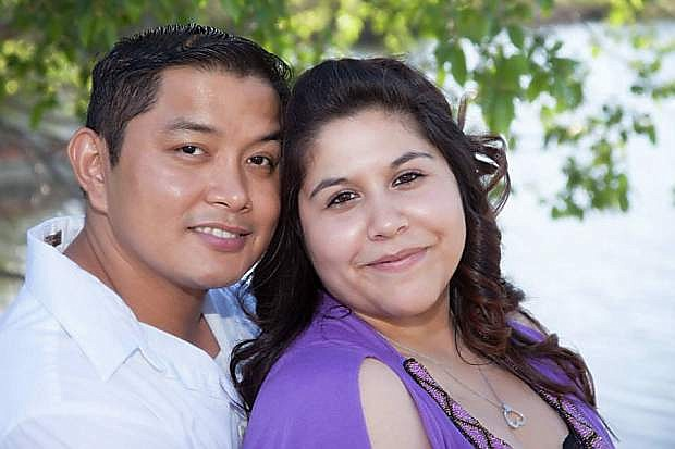 Dayton residents Melvin Garcia Magtoto and Genny Berumen married on March 23 in Reno.