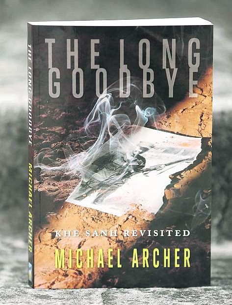 """Local author Michael Archer will discuss his new book """"The Long Goodbye"""" at the Browsers Corner Bookstore in Carson City, Nev., on Tuesday, May 3, 2016 at 6:30 p.m."""