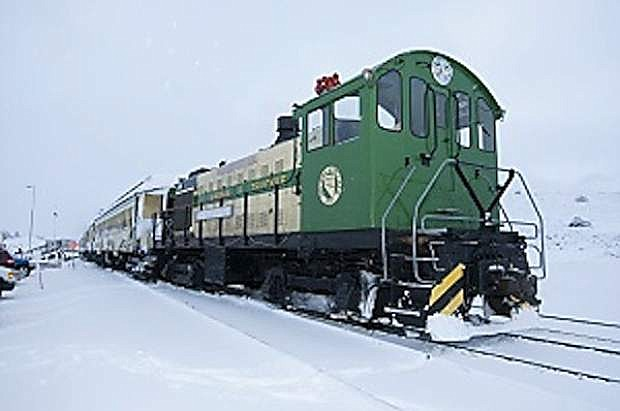 Catch a ride on the Polar Express on the historic V&T Railroad this holiday season.