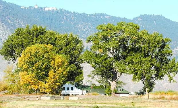 The Dangberg Home Ranch Historic Park hosts many events with the help of sponsors.