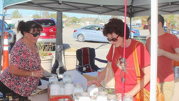 Joy Lacow-Swett of Know Swett Creations has been a regular vendor on Food Hub Fridays. Know Swett Creations is a cooperative of artisans.