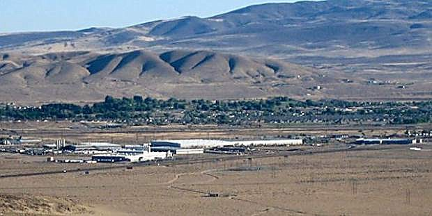 Industrial firms are beginning to look at Fernley again for land and/or buildings.
