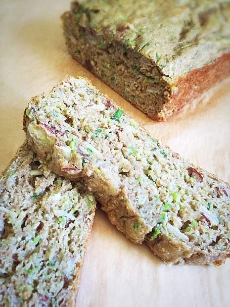 Make cupcake bread with cupcake squash this weekend.
